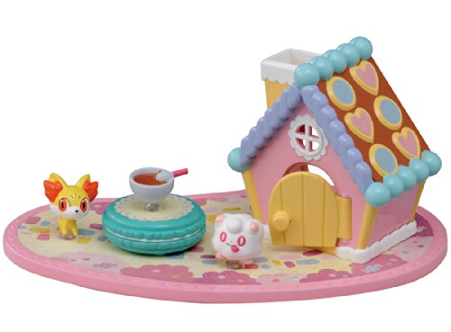 Pokemon PPM-05 Pitapoke Town Candy house
