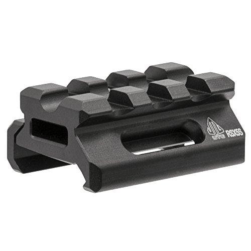 UTG MT-RSX5S Super Slim 3 Slots Picatinny Riser Mount, 0.5