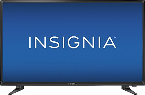 Insignia 32 LED 720p Black HDTV