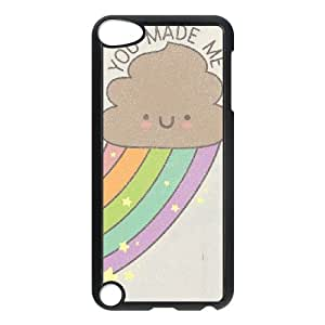 iPod Touch 5 Case Black YOU MADE ME BNY_6791796