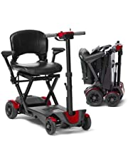 Drive Devilbiss Automatic Folding Scooter by Remote Control - 4 Wheel Electric Scooters for Adult
