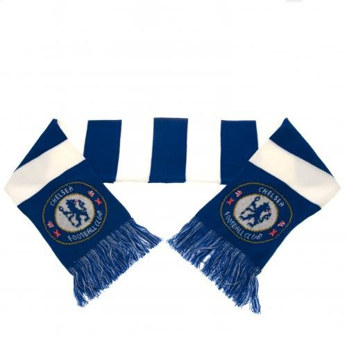 Chelsea Fc Flag (Chelsea FC Authentic EPL Bar Scarf)
