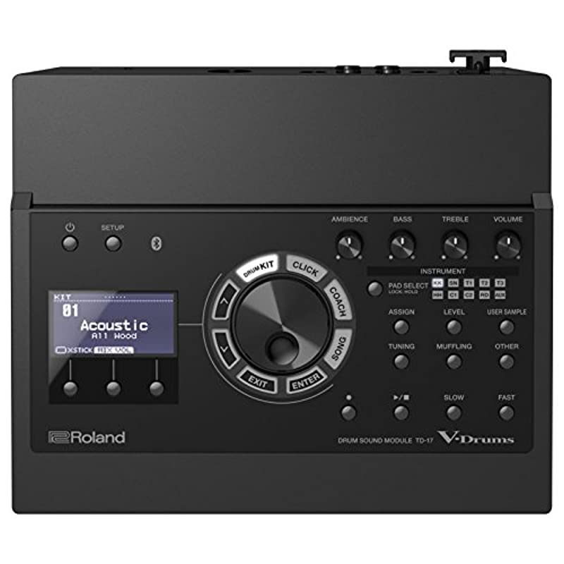 Roland 드럼 사운드 모듈 TD-17