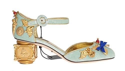 Escarpins Bleu Dolce Bleu Femme amp; pour Gabbana wqx7Z78P0