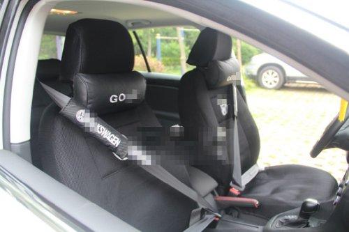 Harvard kid Carbon Fiber Seat Belt Cover Shoulder Pad Pads for Junction Produce