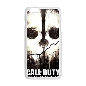 linJUN FENGCall of Duty skull Cell Phone Case for iPhone plus 6