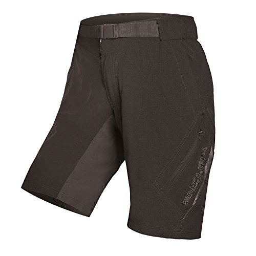 Endura Womens Hummvee Lite Baggy Cycling Short II Black, Medium 2 Mountain Bike Shorts