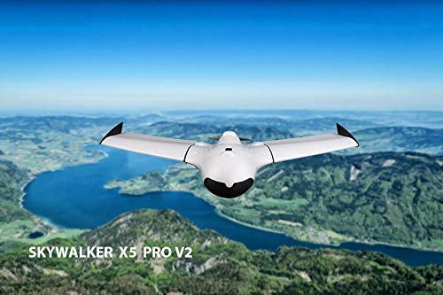 Skywalker X5 Pro V2 1280MM Wingspan EPO FPV Flying Wing RC Airplane