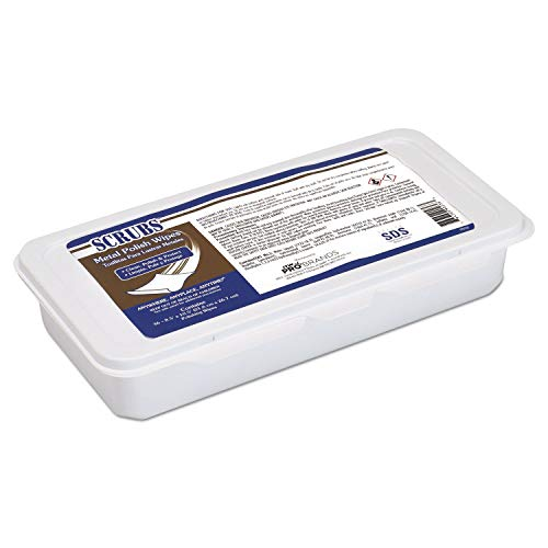 (ITW90236 - Metal Polish Wipes)