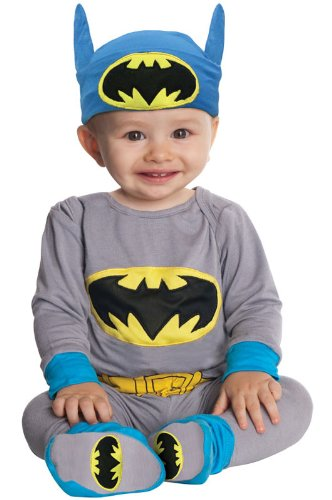 Rubie's Baby Boys' DC Comics Batman Costume,