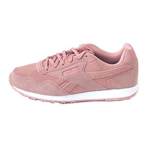 Donna Lx Da Rosa 000 Scarpe white chalk Reebok Glide Pink Royal Running Trail RxqxE06