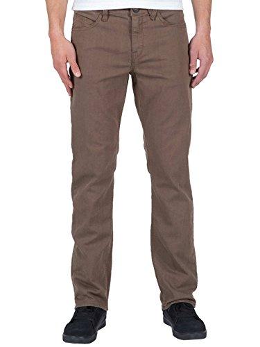 Uomo Solver mushroom Marrone Volcom Jeans wqXYH1C