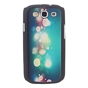 TOPQQ ships in 48 hours sold out Dreamlike Dots Pattern Durable Hard Case for Samsung Galaxy S3 I9300