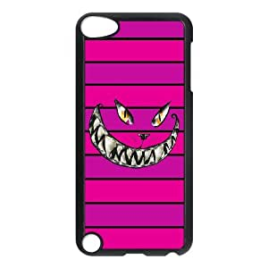 Exquisite stylish phone protection shell Ipod Touch 5 Cell phone case for lovely Cheshire Cat pattern personality design