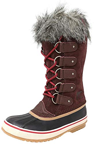 Bottes Joan Redwood Arctic Sorel Neige Element Femme red De 7UqOOwdx