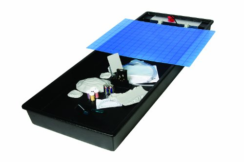 American Educational Plastic Hydro Geology Stream Table with Pump, 66'' Length x 26'' Width x 6'' Depth by American Educational Products (Image #1)