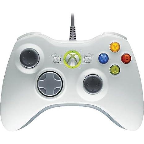 Microsoft Xbox 360 Controller for Windows - White