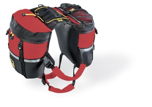 Mountainsmith Dog Pack, Heritage Red, ()