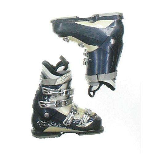 Used Womens Salomon Divine 770 Ski Boots Size Choices