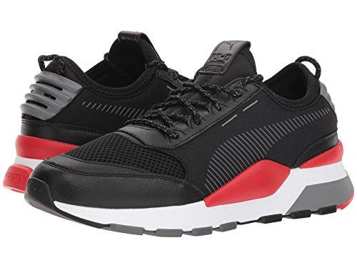 [PUMA(プーマ)] メンズランニングシューズ?スニーカー?靴 RS-0 Play Puma Black/High Risk Red/Puma White 8 (26cm) D - Medium