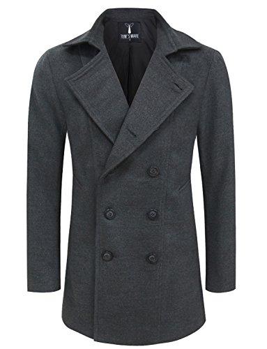 Slim Wool Coat - 7