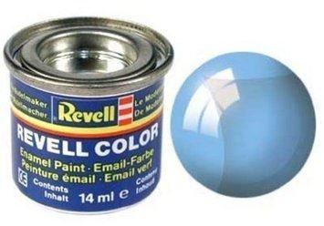 Blue Clear Paint (Blue Matt Enamel)