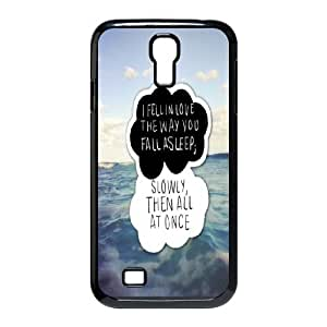 Popluar the Fault in Our Stars.okay. Hard Plastic phone Case Cover For SamSung Galaxy S4 Case FANS252140