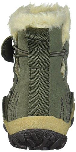 Dusty Polar Pull Snow Merrell Boot Waterproof Tremblant Women's on Olive q1qwf8g