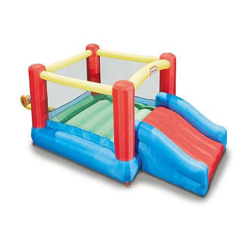 Little Tikesreg; Jr. Jump N Slide#153; - Jump Tikes Slide Little Bouncer N