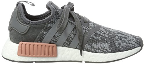 adidas Zapatillas Grey NMD Five W F15 Gris Mujer F17 Three Raw Pink r1 F17 para Grey r0rRwqt