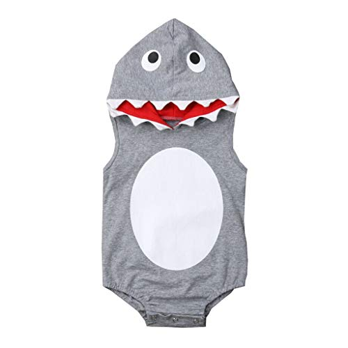 Baby Doll Costumes Images - Onesie Infant Baby Boys Shark Romper