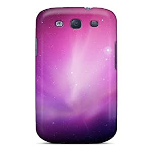 Galaxy Cover Case - Snow Aurora Protective Case Compatibel With Galaxy S3