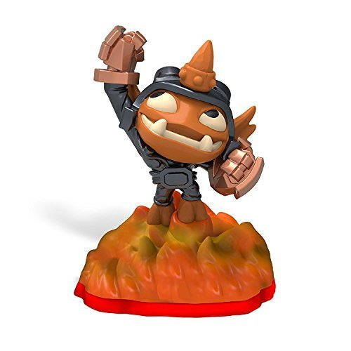 Small Fry Skylanders Trap Team Character (includes card - Skylanders Trap Team Small Fry