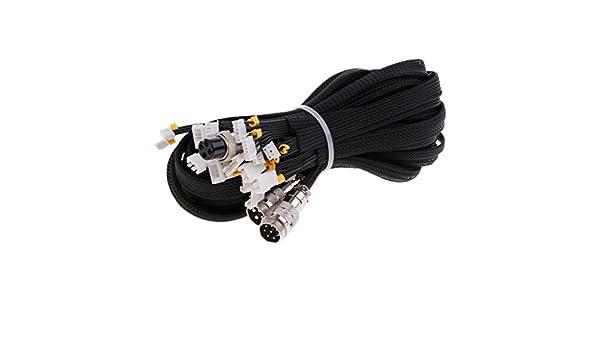 Homyl - Kit de cables de extensión para impresora 3D Creality CR ...