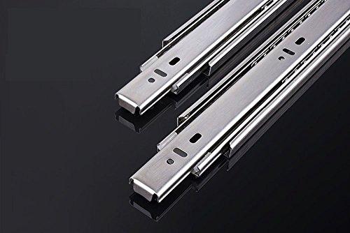 ball bearing center drawer slide - 8
