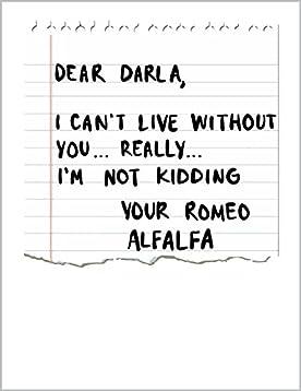 little rascals love letter