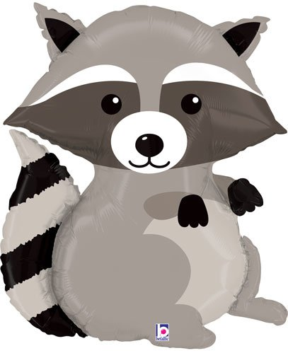 Raccoon Mylar Supershape -
