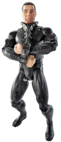 Superman Man of Steel Movie Masters General Zod in Shackles Action -