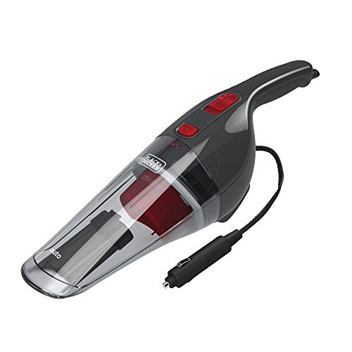 BLACK+DECKER BDH1200NVAV 12V Compact Automotive Vacuum - (Compact Car Vacuum)