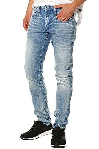 Replay Anbass Light Blue Indigo Denim Slim Fit Jeans