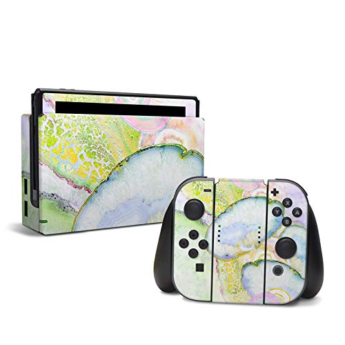 (Agate Dreams - Decal Sticker Wrap - Compatible with Nintendo Switch )