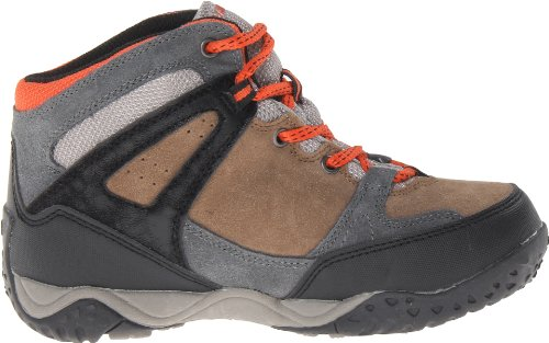 Pictures of Hi-Tec Kid's Tucano Waterproof Junior Brown 10 M US Boy 3