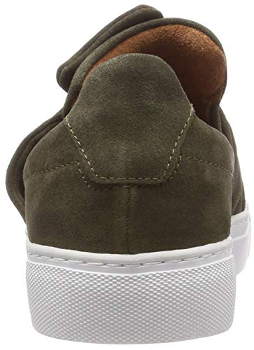 Suede 200 on Ava Donna Sneaker Loop 200 green Verde Pavement Slip pTxqw8x