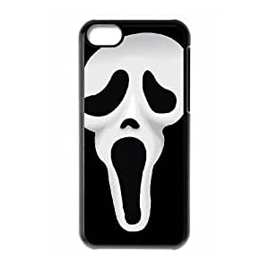 iphone5c Black Scream phone case Christmas Gifts&Gift Attractive Phone Case HLN5A0222270