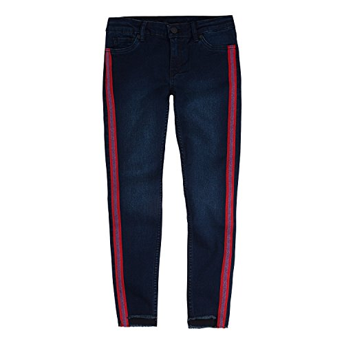 - Levi's Girls' Big 710 Super Skinny Fit Jeans, Night Bird, 16