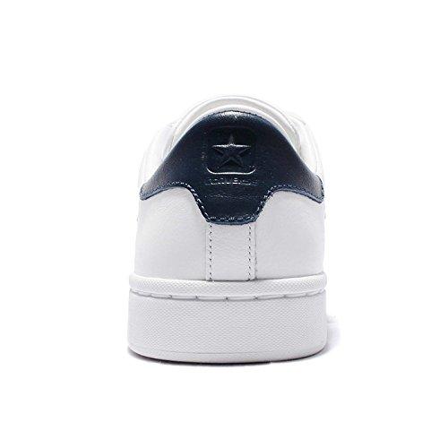 CONVERSE unisex zapatillas de deporte baja 555930C PL LP OX BLANCO / AZUL Bianco