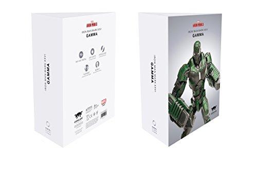 Comicave Studios Marvel Iron Man Mark XXVI 26 Gamma Collectible Figure