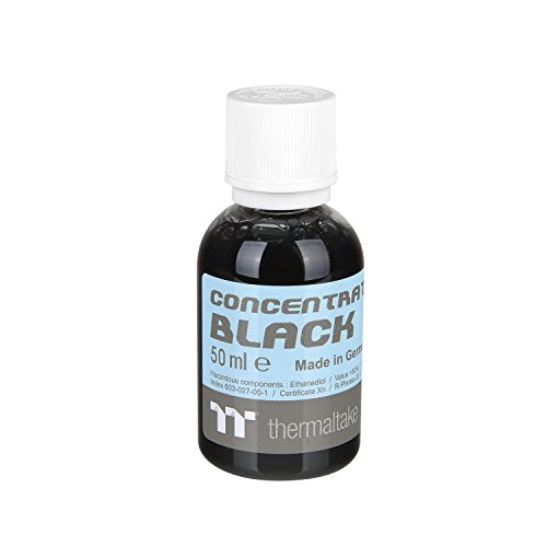 Thermaltake TT Premium Concentrate Dye 50ml Black CL-W163-OS00BL-A