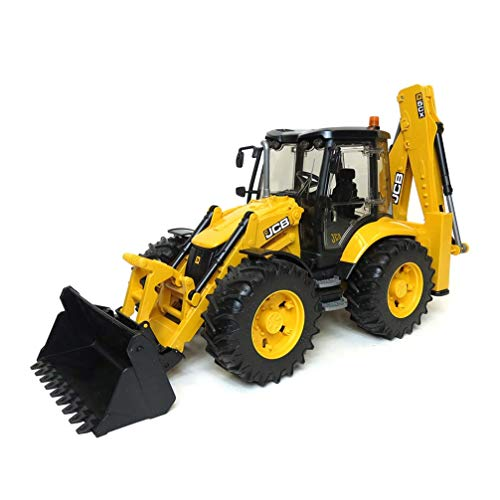 Truck Excavator Eco - Bruder JCB 5CX Eco Backhoe Loader