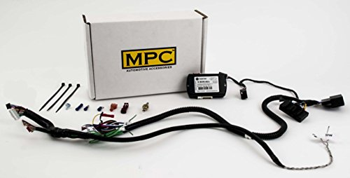 Add On Remote Start Kit Compatible With Ford F-Series Diesel Trucks [2011 - 2016] - Use Your Factory OEM Remotes - F150, F250, F350, F450, F550 Pre-wired To Simplify Installation. by MPC